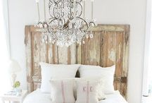 Shabby Chic Home / The style I love the most, the only one I see when I close my eyes and dream of a perfect home