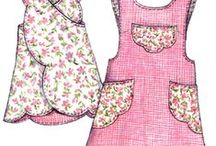 Aprons... / by Wendy W