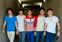 One Direction😍 / by Remya Nair