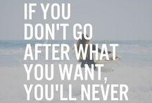 Inspiration/Motivation / by Remya Nair