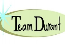 For Doug... / Join Team Durant! Please help by offering friendship, emotional and financial support to Doug & Laura Durant. Support his fight against Lymphoma. Facebook: https://www.facebook.com/GoTeamDurant                Donate at: www.gofundme.com/teamdurant / by JennJ B.