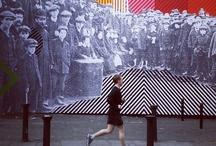 Street Art / Street art & autres œuvres urbaines