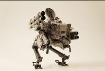 //LEGO //madness //mechs & ships / A repository of inspiring LEGO creations. The people who build these are truly awesome!