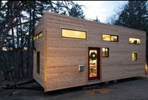 Tiny Homes and Container Homes / by Wendy W