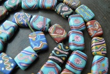 African trade beads and more / by Anita Ghaemi