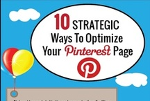 Is Your Business Pinteresting? / Info and tips for using Pinterest to market business; using Pinterest to brand business; using Pinterest to share your message and using Pinterest to drive business back to your blog.