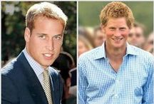 English Royalty - Brothers / by Cindy Kendrick