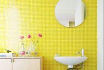 Baño / Bathroom / Bathroom decor ideas, small bathroom, apartament bathroom / by Paulina Cabanillas