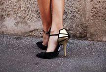 Zapatos / Shoes / by Paulina Cabanillas