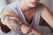 Tatuajes / Tattoo you / Dreaming tattoos / by Paulina Cabanillas