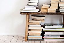 Bibliotecas / Libraries / Libros, bibliotecas caseras, imponentes, en fin... / by Paulina Cabanillas