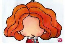 Mis Ilustraciones / Ilustraciones de Beatriz Rincón Ilustradora
