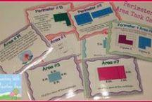 Teaching: Math - Area and Perimeter