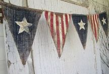 Banners and Buntings / by Wendy W