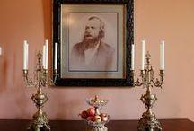 Schenck Mansion Blogs