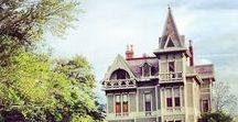 Cincinnati / Cincinnati is just an hour away from Schenck Mansion!