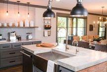 Restyle Home Leon & Sandra / Herindelen en restylen woonkamer