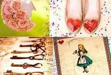 Alice in Wonderland Tea Party / by Stephanie Little