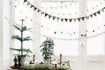 Christmas Inspiration / pies . trees . lights . surprise