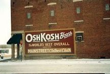 Vintage OshKosh B'gosh / Advertisements, signage, and photographs from the OshKosh B'gosh archives - since 1895.  / by OshKosh B'gosh