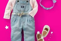 BABY B'GOSH / Timeless OshKosh style, only tinier! Baby clothes and toddler clothes designed with a little more love.