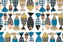 Pattern & Graphics / by Debra Blum