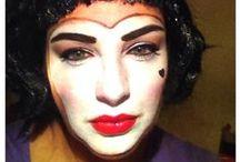 Make-up, hair and nails / Make-up