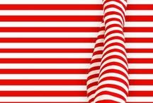 I love stripes / by Debra Blum