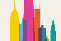 I Love New York !!!!!!!!!!!!!!!!!!!!!!!! / by Debra Blum