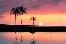 Blue! / Vacation blue paradise holiday