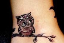 Tattoos  / Not necessarily tattoos I'd get, but definitely tattoos I appreciate and admire.