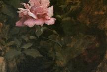 paint oil / by Lila Wickham