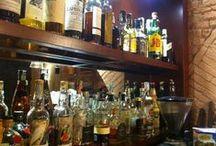 """ E lucevan le stelle"" Rum Selection / by Locanda San Francesco Tuscany"