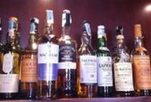 """""""E lucevan le stelle""""- Whisky and Whiskey Selection / by Locanda San Francesco Tuscany"""