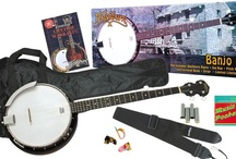 Folk Instruments / by Musician's Friend