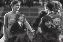Potter. Granger. Weasley. / by Dominique Devereux