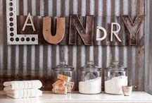 Laundry rooms that rock / by Heather Gonzalez