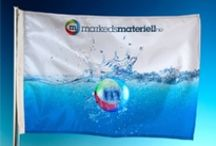 Flagg, logoflagg, reklameflagg