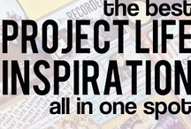 Project Life: Daily Life Ideas & Tips / by Robin Adryan