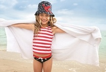 Red, White & B'gosh - 2014 / We're spangled this summer with OshKosh B'gosh patriotic tees, dresses, shorts and more! And, of course, our favorite all-American craft projects and recipes. / by OshKosh B'gosh