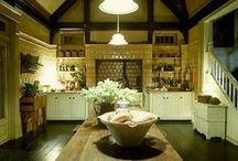 Dream Kitchen / Pins that inspire my dream kitchen / by Jenn Cross