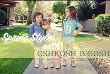 OSHKOSH | spring 2014 / by OshKosh B'gosh
