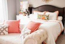 "Delightful Bedroom / Gorgeous and Soothing Bedroom inspiration for my ""Someday"" home"