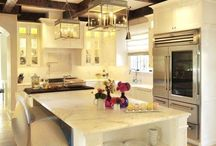 "Delightful Kitchen / Inviting, open kitchen inspiration for my ""Someday"" home"