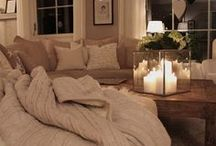 "Delightful Living Room / Relaxing and stunning living room inspiration for my ""Someday"" home"