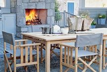 "Delightful Outdoor Living / Patios and outdoor dining ideas for my ""Someday"" home"