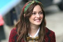 Blair Waldorf <3 / I'm crazy about Gossip Girl and Blair Waldorf's preppy style. Here are the best styled pictures of her!