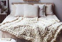 Knitting + Crochet / knit . purl . chain . slip . stitch