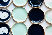 Ceramics / the potter's wheel of inspiration
