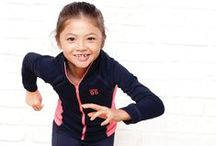 B'GOSH ACTIVE / NEW! B'gosh Active from Team OshKosh. A fresh spin on performance for a look that's cool in more ways than one. / by OshKosh B'gosh